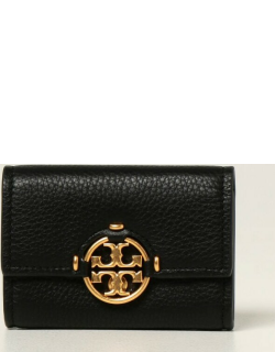 Tory Burch wallet in textured leather
