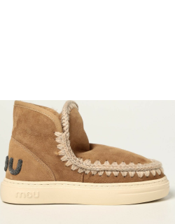 Eskimo Mou ankle boots in suede