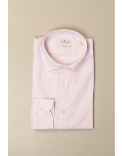 Brooksfield shirt in poplin with French collar