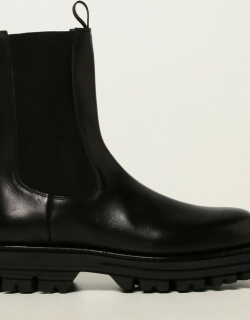 Barracuda leather ankle boots