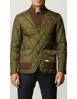 Fay down jacket in quilted nylon