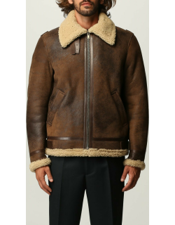Golden Goose jacket in cowhide leather