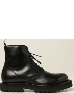 Eventual 002 Officine Creative leather ankle boot