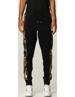 Versace Jeans Couture trousers with printed bands