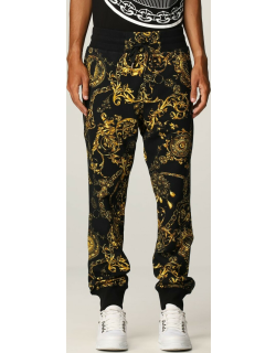 Versace Jeans Couture trousers with Regalie Baroque print