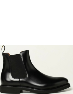 Doucal's leather ankle boot