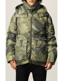 Donovan Golden Goose down jacket in padded and quilted nylon