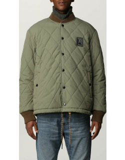 Quilted and reversible Diesel coach jacket