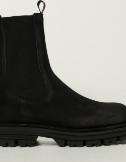 Barracuda ankle boots in nubuck