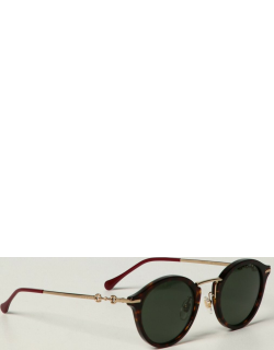 Gucci sunglasses in metal and acetate