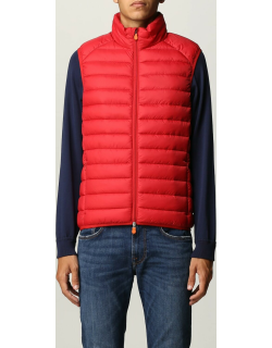 Waistcoat SAVE THE DUCK Men colour Red