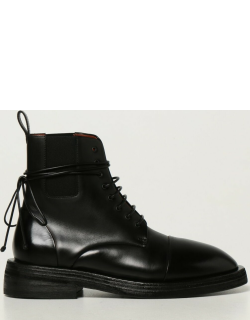 Marsèll Mentone ankle boots in leather
