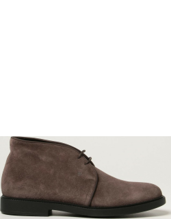 Ankle boot F.lli Rossetti in suede