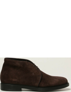 Ankle boots F.lli Rossetti in suede