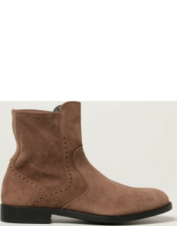 F.lli Rossetti ankle boots in suede