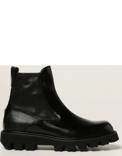 F.lli Rossetti leather ankle boots