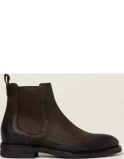 Henderson leather ankle boots