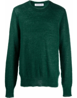 Department 5 knitted crew neck jumper