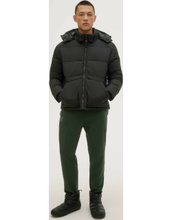 Wade Men's Short Jacket With Removable Hood