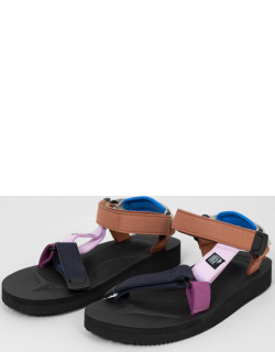 Hay x Suicoke Depa 2.0 Touch of Blue Sandals