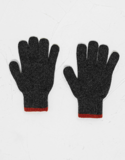 Howlin' Wind It Up Gloves Charcoal