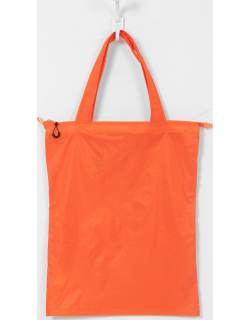Norse Projects Packable Tote Oxide Orange