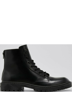 Men's Pike Leather Lace-Up Boots