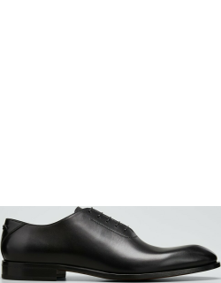 Men's Smooth Leather Oxford Shoes
