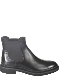 Tods Elasticated Side Panel Ankle Boots