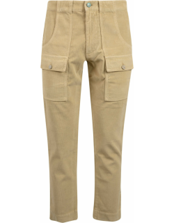 Palm Angels Corduroy Pockets Trousers