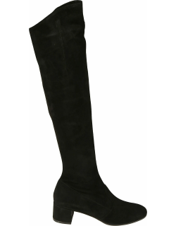 LAutre Chose Block Heel Classic Over-the-knee Boots