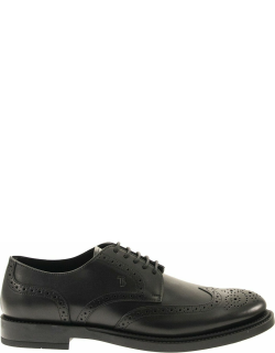 Tods Derby Shoes Leather