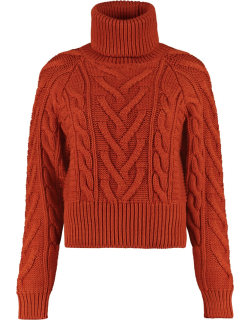 Dolce & Gabbana Cable Knit Sweater