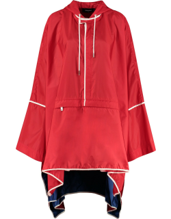 Dsquared2 Technical Fabric Hooded Jacket