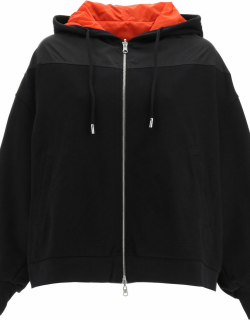 MCM Reversible Sweatshirt With Patches