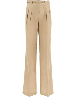 Gabriela Hearst Vargas Pants In Cashmere And Silk