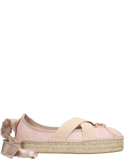 RED Valentino Espadrilles In Black Leather