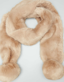 Aster Faux Fur Scarf