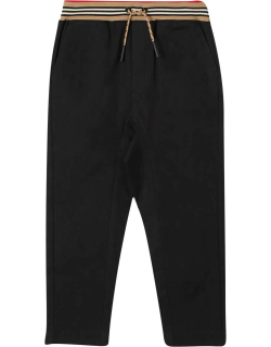 Burberry Black Trousers