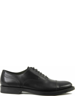 Tods Oxford Featuring Logo