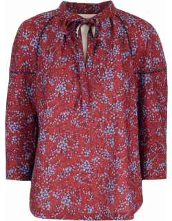 See by Chloé See By Chloé Floral Print Blouse