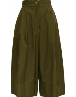 Moncler Genius Army Green Culottes By Jw Anderson