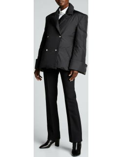 Tailoring Down-Fill Jacket