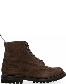 Churchs Mc Veigh Lw Suede Ankle Boots