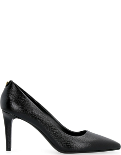 MICHAEL Michael Kors Dorothy Patent Leather Pointy-toe Pumps