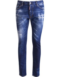 Dsquared2 Dsquared Cool Guy Slim-fit Distressed Jeans