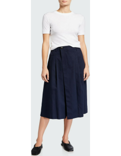 Cross-Front Culottes