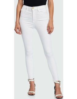 Ali High-Rise Ankle Skinny Jeans